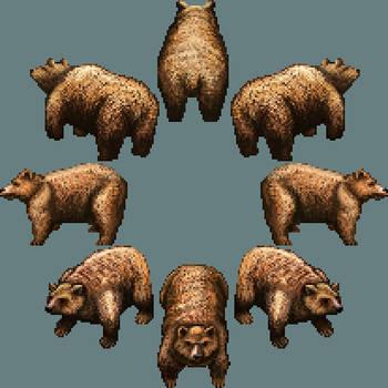Grizzly by Dajikun