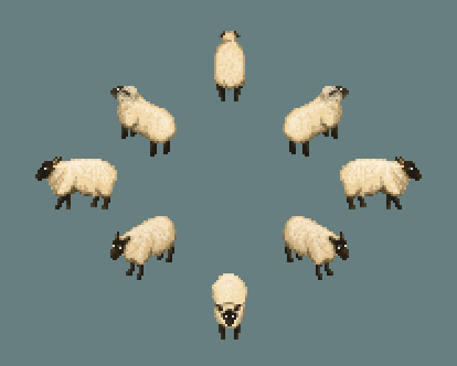 Sheep by Dajikun
