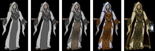 Elvish Coat by Dajikun