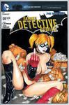 Harley Quinn Detective Comics Batman new 52