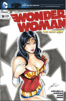 WONDER WOMAN new 52 classic by HM1art