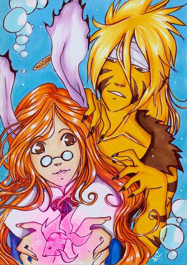 Undersea Magic by ASakuraZaki