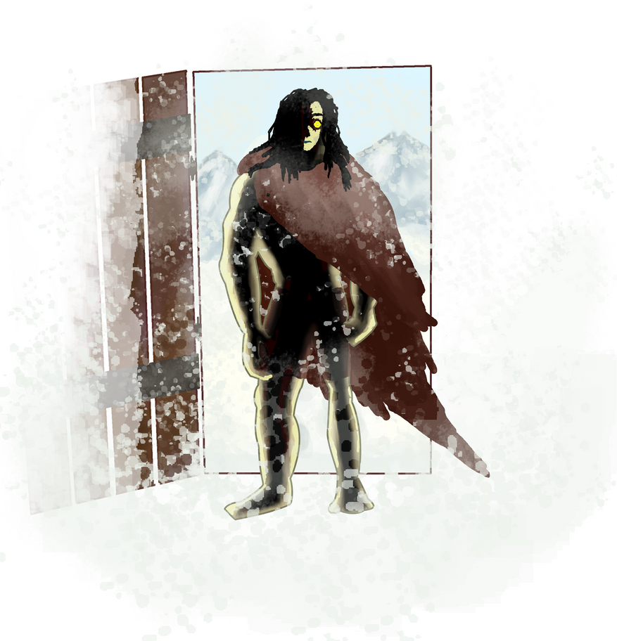 Monsters in Literature: Frankenstein by 12izzy3