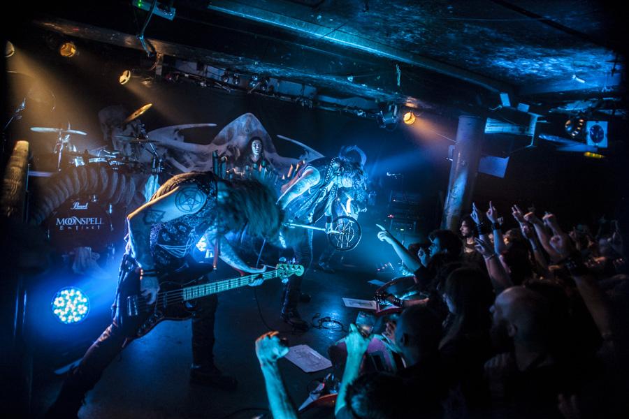 Moonspell Tour London