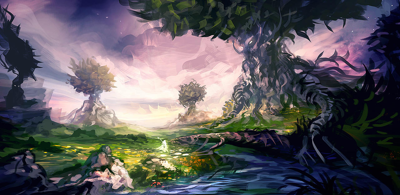 sylvan spirit by xpe
