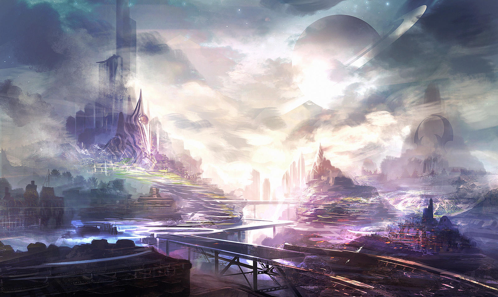 alien city by xpe
