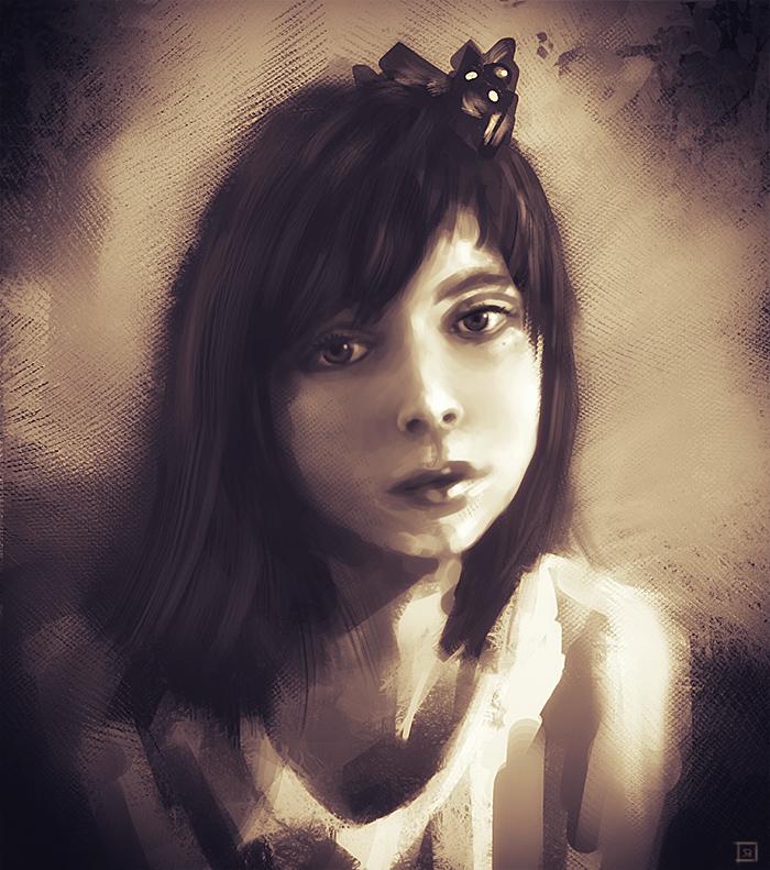 portrait study by xpe