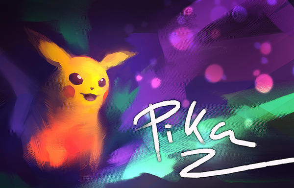 Pika :) by xpe