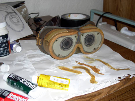 Walle Goggles