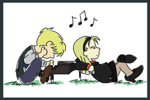 Never Liked Beethoven Anyway by sorgie