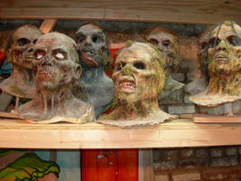 Zombie Collection by AGDdesigns