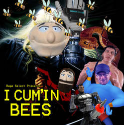 I Cum in Bees by AGDdesigns
