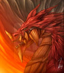Red Meteor Dragon