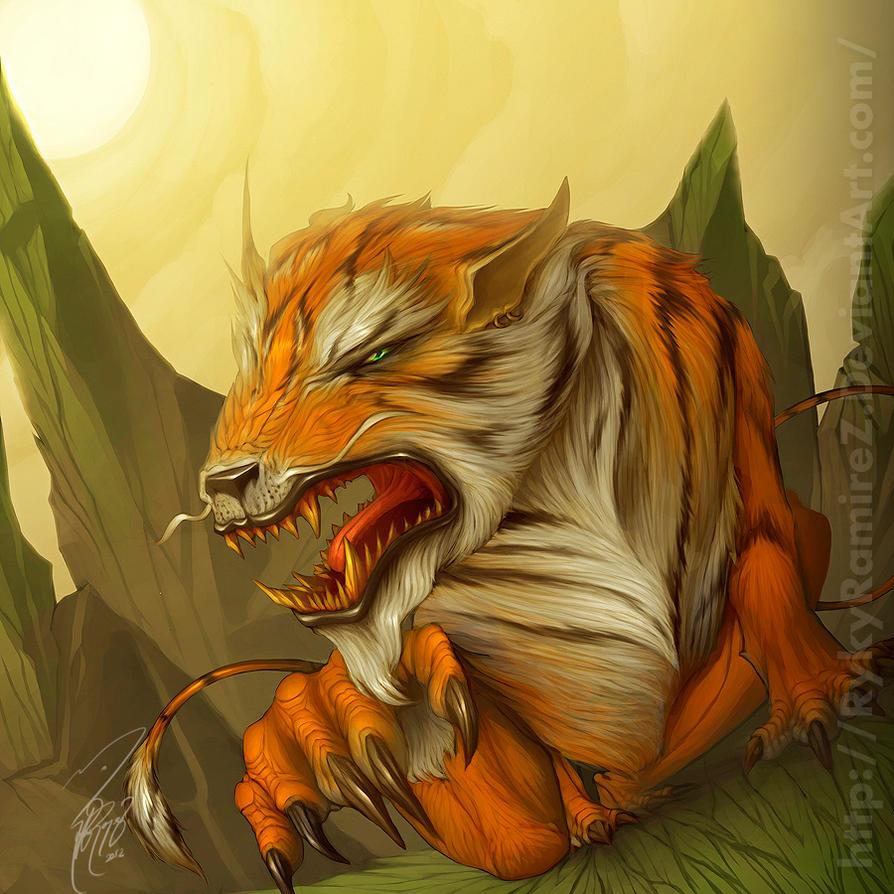 The Liger by rykyramirez