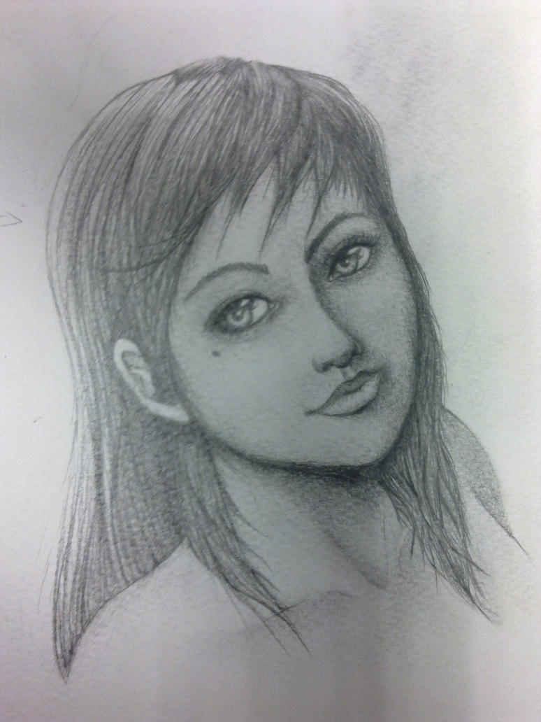 Portraitunknown by anangelmyself