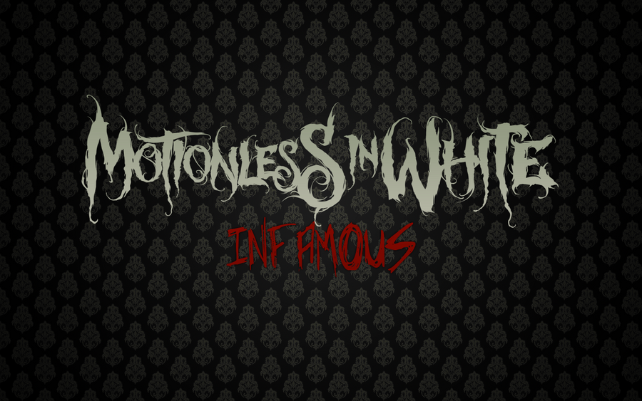 gallery for motionless in white infamous wallpaper