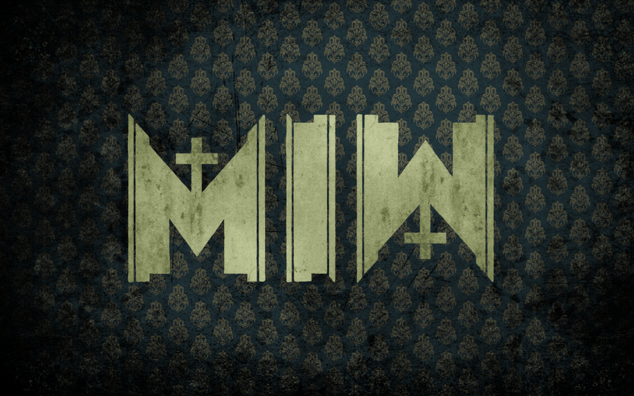 motionless in white miw logo by riickyart on deviantart
