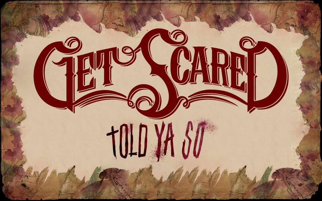 get scared logo - photo #5