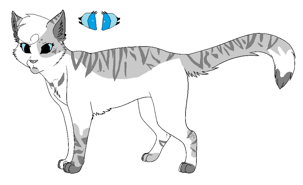 SnowFur (FANFIC WARRIOR CAT) by Lisa-psycho