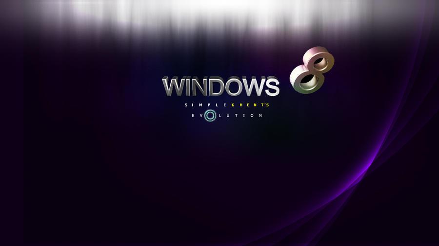 WINDOWS 8 by simplekhent