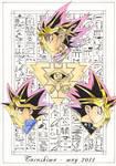Yu-Gi-Oh ''Three Incarnations''