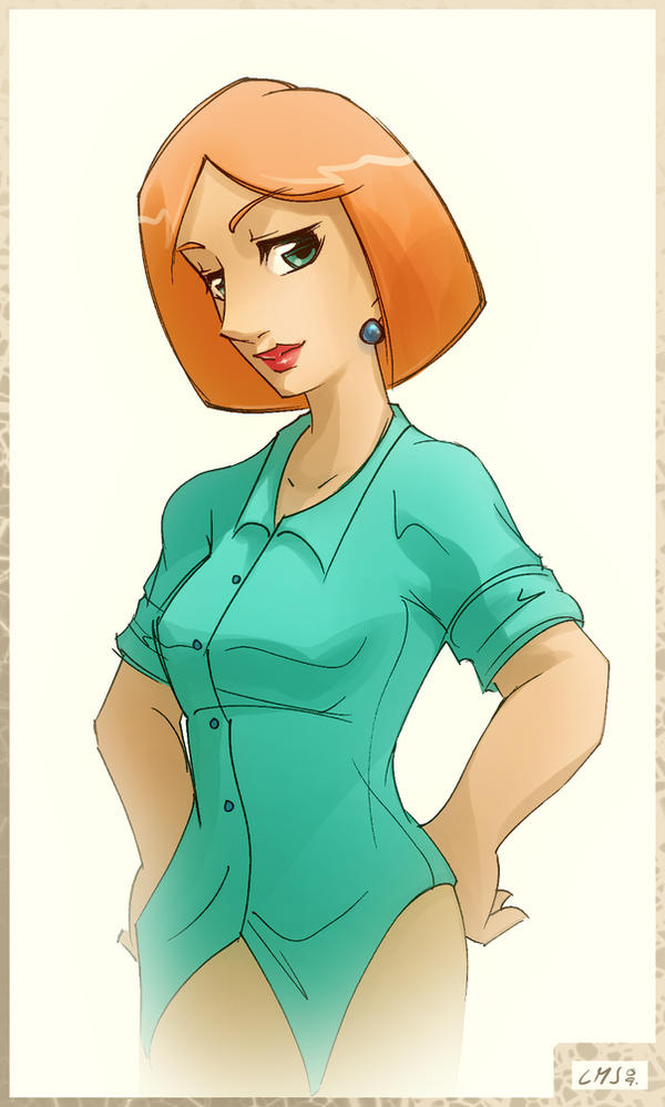Lois Griffin by KatiraMoon