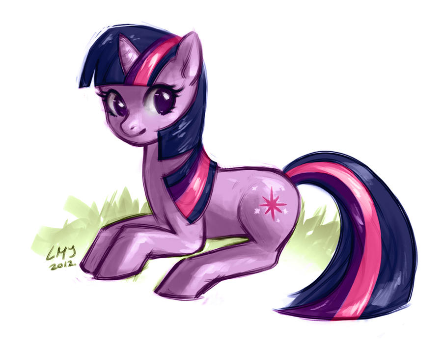 Twilight Sparkle by KatiraMoon