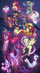 Sky Full of Ponies