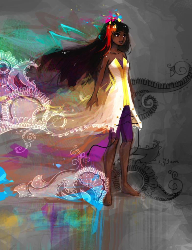 Ayako Colours by KatiraMoon