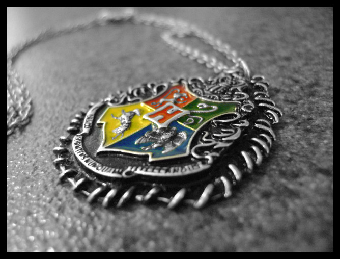 Harry Potter Necklace by Sylviaizzle