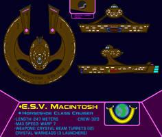 E.S.V. Macintosh MS Orthos