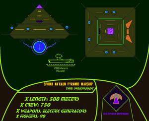 Sphinx Battle Pyramid MS Orthos