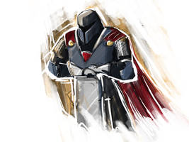 scribble knight