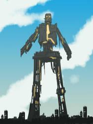 big big robot