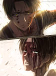 Levi and Eren - Collab