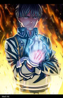 Roy Mustang by Mad-AK