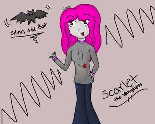 Scarlet the Vampiress by slim58