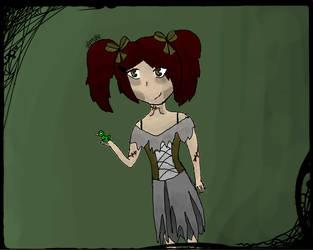 My Halloween Costume-Drawing by slim58