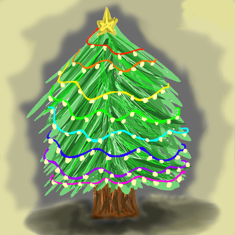 Oh Christmas Tree by slim58