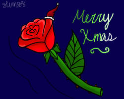Christmas Gift: Rose by slim58