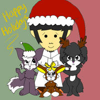 Christmas Gift: Together for the Holidays by slim58