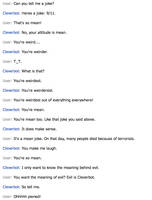 Cleverbot - MEAN and PWNED