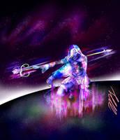 Galaxy Girl by slim58