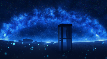 Forgotten phone booth - Version 2