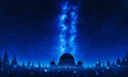 Planetarium - version 2 - Commission work