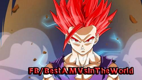 Gohan Super Saiyan 2 God by Gohan57 on deviantART