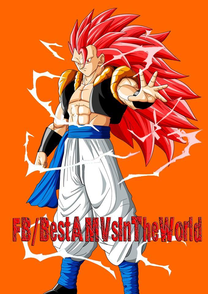 Gogeta Super Saiyan 3 ...