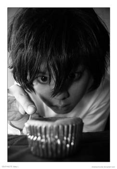 DEATHNOTE: Cupcake for Baby L