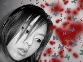 blood splattered hope by shadoewhunter