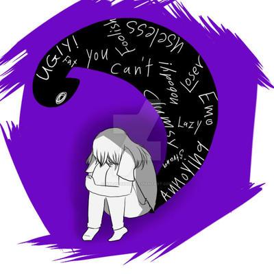 hurtful lonely feelings by xbloodxsinx